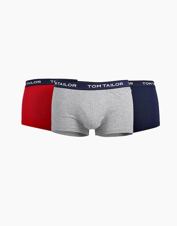 Tom Tailor Pants 3er Pack   ADLER Mode Onlineshop