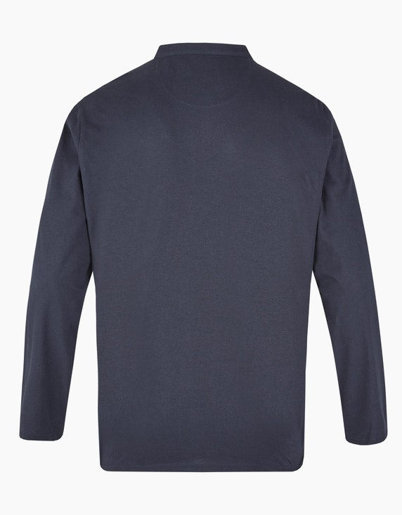Big Fashion Langarmshirt mit Stehkragen   ADLER Mode Onlineshop