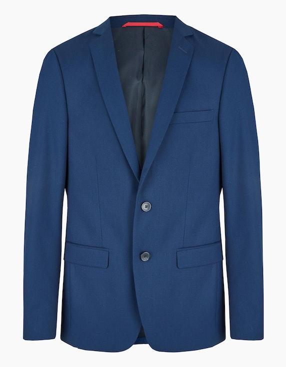 Thomas Goodwin Baukasten-Sakko Slim Fit in Royal Blau | ADLER Mode Onlineshop