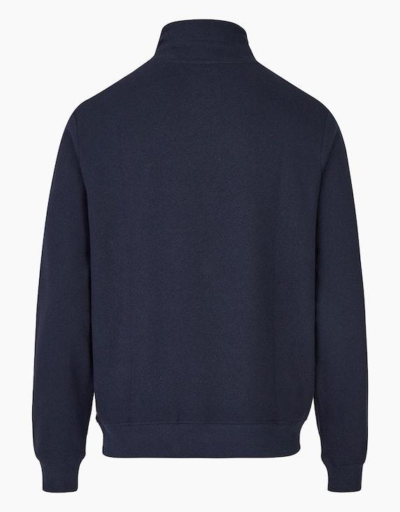 Eagle Denim Sweatshirt mit Stehkragen | ADLER Mode Onlineshop