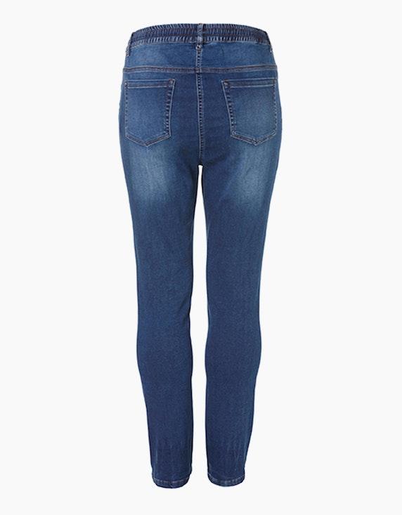 VIA APPIA DUE Jeans mit schalem Bein | ADLER Mode Onlineshop