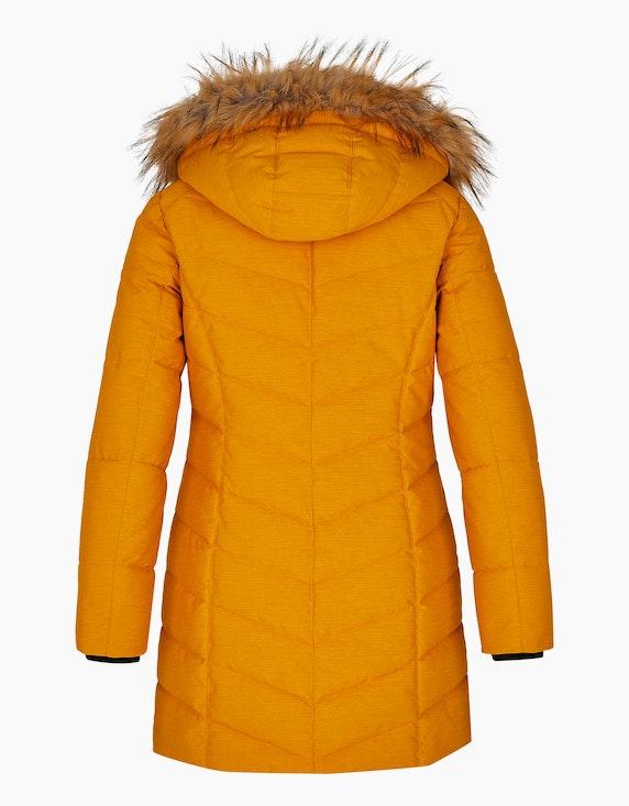 Bexleys woman Steppjacke mit Details in Kontrastfarbe   ADLER Mode Onlineshop