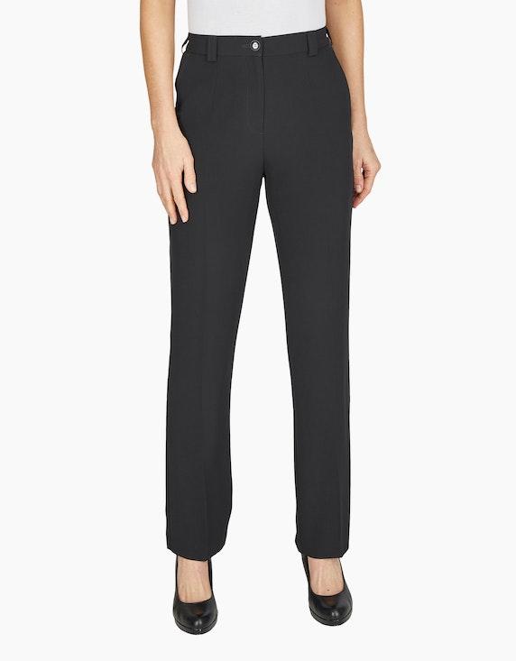 Bexleys woman Hose mit Bügelfalten und französischen Taschen | ADLER Mode Onlineshop