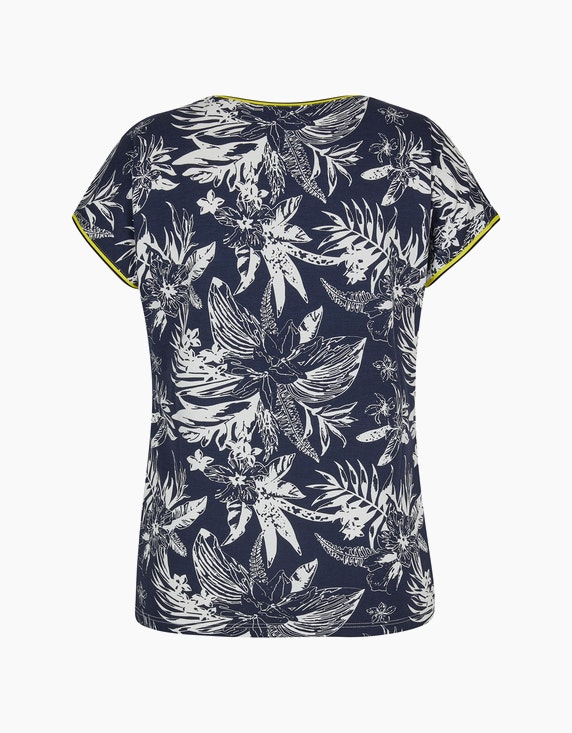 Steilmann Woman Shirt im Dschungel-Look | ADLER Mode Onlineshop