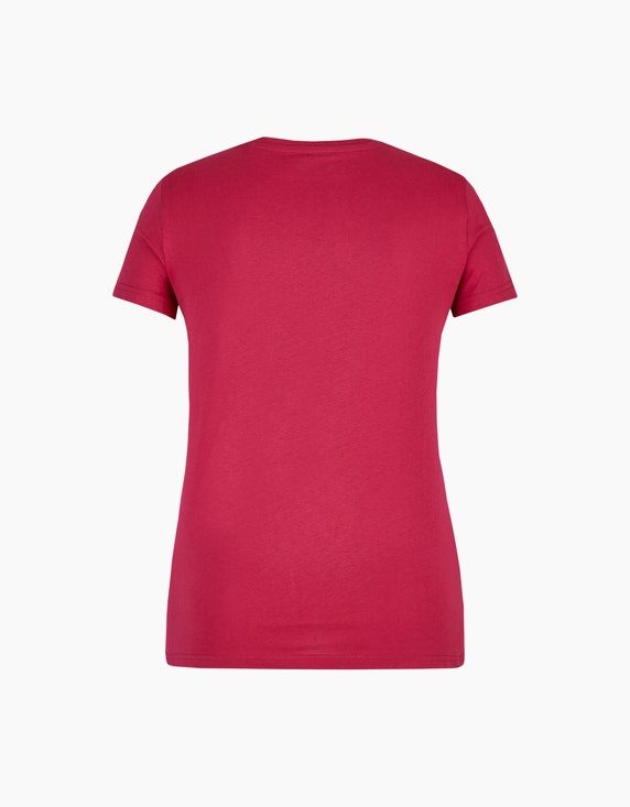 MUSTANG Shirt mit Front-Print | ADLER Mode Onlineshop