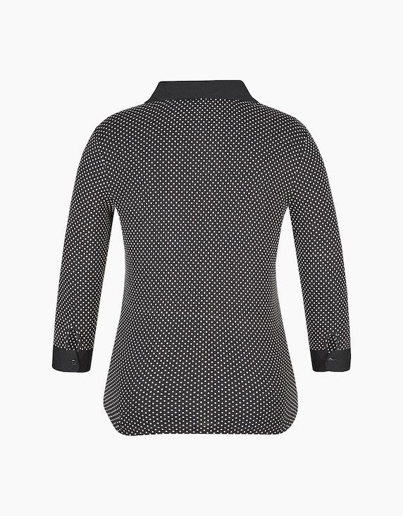 Bexleys woman Poloshirt mit 3-4-Arm   ADLER Mode Onlineshop