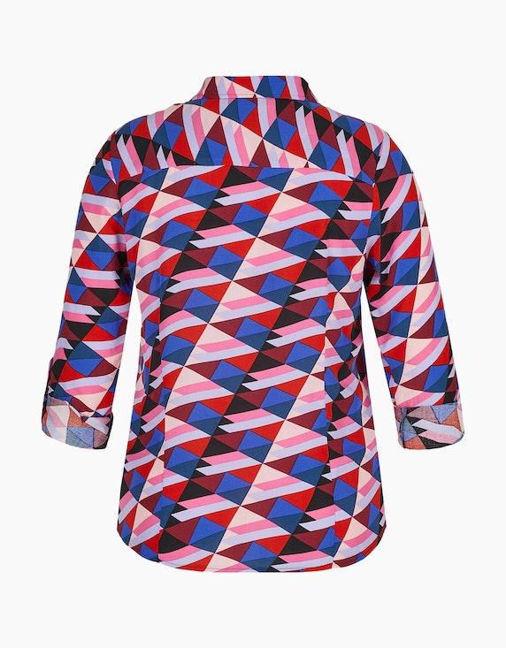 Bexleys woman Hemdbluse mit Krempelärmeln und verdeckter Knopfleiste   ADLER Mode Onlineshop