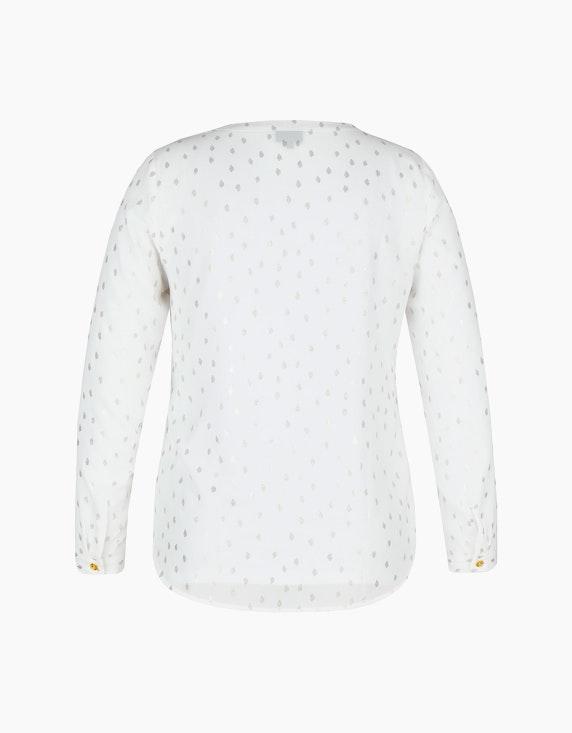 Bexleys woman Bluse mit Folienprint   ADLER Mode Onlineshop