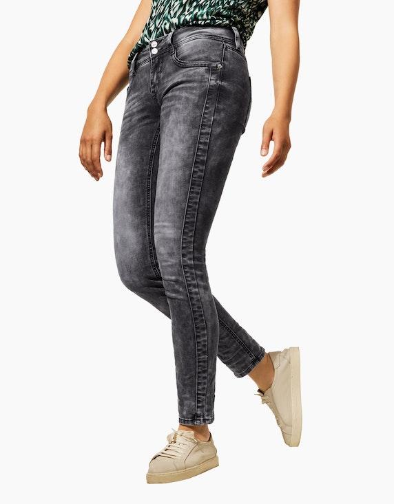 Street One Denim-Jeanshose, Casual Fit | ADLER Mode Onlineshop