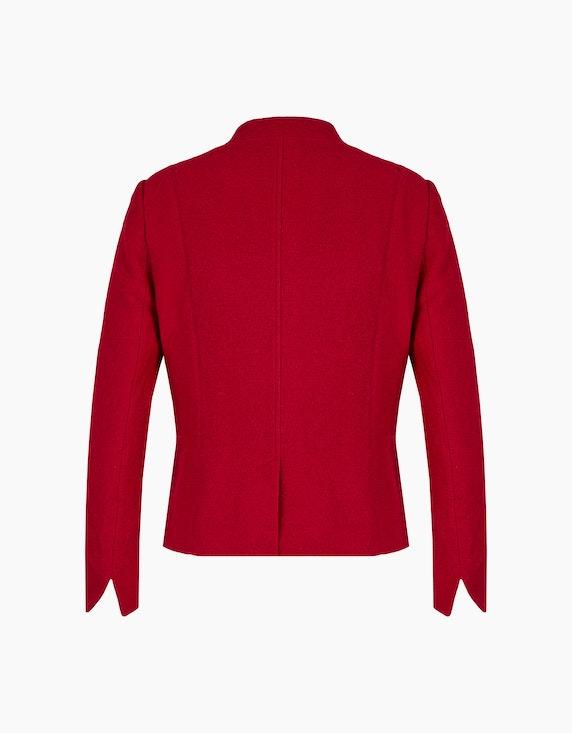 Bexleys woman Woll-Cardigan mit Reißverschluss | ADLER Mode Onlineshop