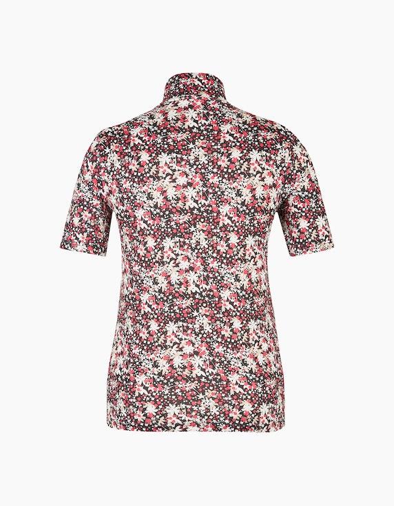 MY OWN Mille-Fleurs-Shirt mit Rollkragen   ADLER Mode Onlineshop