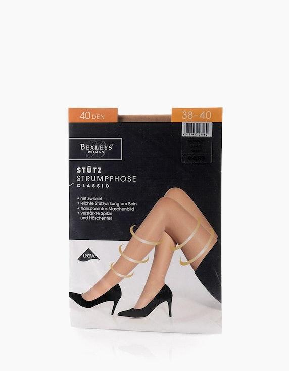 Bexleys woman Stützstrumpfhose 40 DEN | ADLER Mode Onlineshop