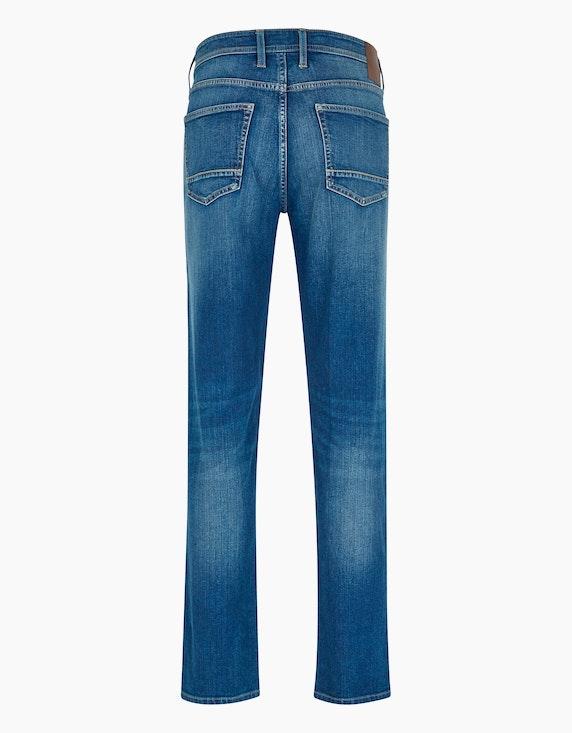 Eagle Denim 5-Pocket-Jeans mit Wasch-Effekt | ADLER Mode Onlineshop