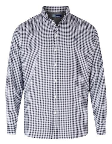 Produktbild zu Hemd mit Vichy-Karo und Button-Down von Big Fashion