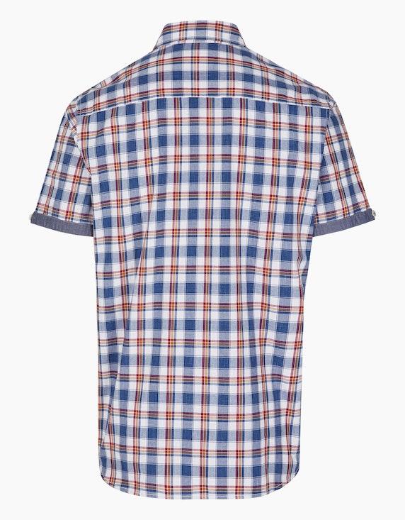 Eagle Denim Karo-Hemd aus Baumwolle   ADLER Mode Onlineshop