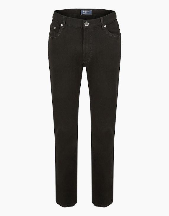 Eagle No. 7 Jeans Modern Fit 648 in Schwarz | ADLER Mode Onlineshop