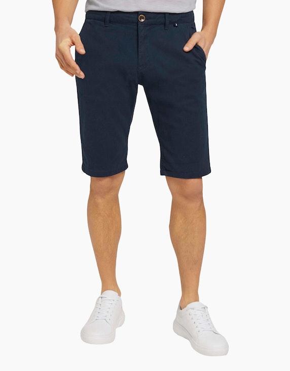 Tom Tailor Chino-Shorts | ADLER Mode Onlineshop