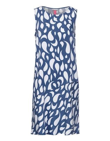 Produktbild zu Kleid mit Allover-Print von Street One