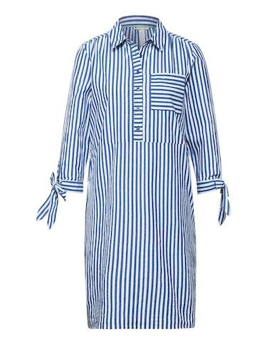 Produktbild zu Kleid mit Streifen Muster von Street One