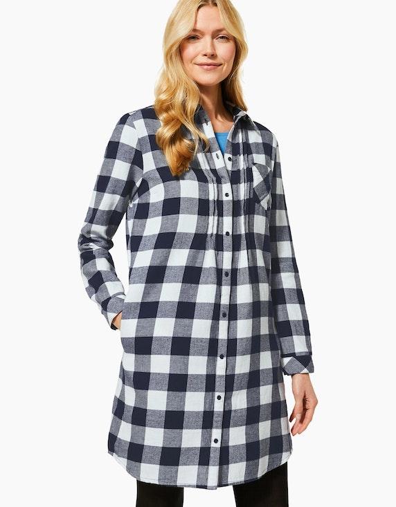 CECIL Kariertes Hemd-Kleid | ADLER Mode Onlineshop