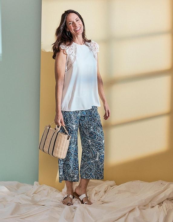 Bexleys woman Culotte mit floralem Druck   ADLER Mode Onlineshop