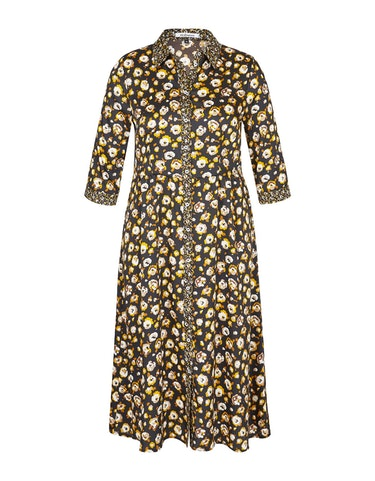 Produktbild zu Hemdblusenkleid mit Blumenmuster von Steilmann Woman