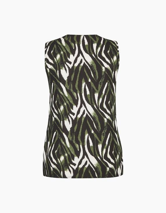 Bexleys woman Blusentop mit Tigerprint | ADLER Mode Onlineshop