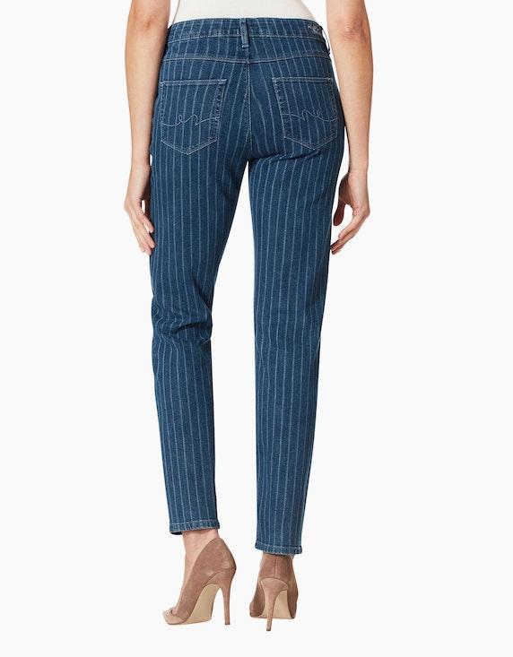"Stooker Jeans ""Zermatt"" im Streifendessin | ADLER Mode Onlineshop"