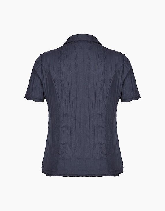 Bexleys woman Crinkle-Bluse | ADLER Mode Onlineshop