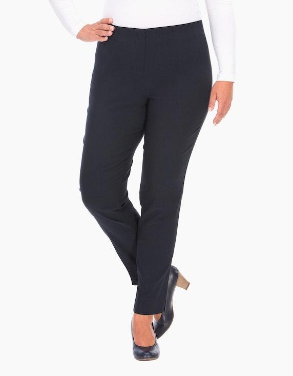 "KJ Brand Schlupfhose ""Susie XS Ankle"" in Stretch-Bengalin | ADLER Mode Onlineshop"