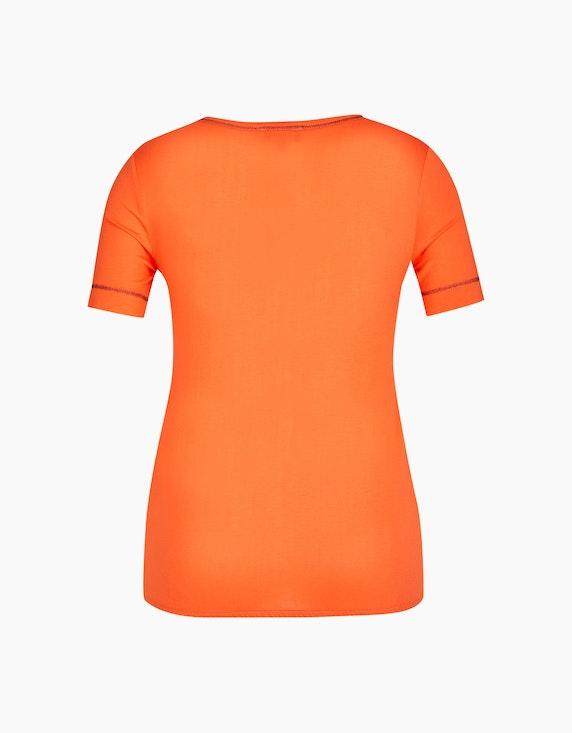Bexleys woman Leichtes T-Shirt mit bedruckter Front   ADLER Mode Onlineshop