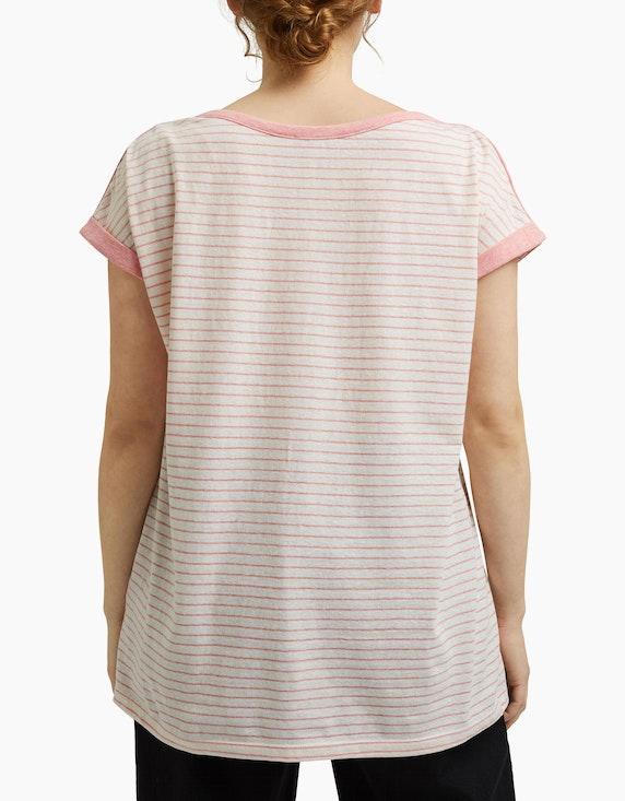 Esprit T-Shirt mit Streifen, CURVY | ADLER Mode Onlineshop