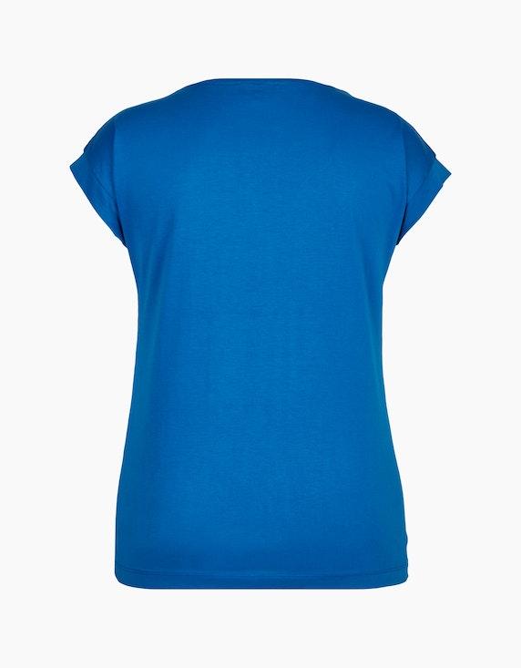 Bexleys woman T-Shirt mit Schriftzug aus Strass   ADLER Mode Onlineshop