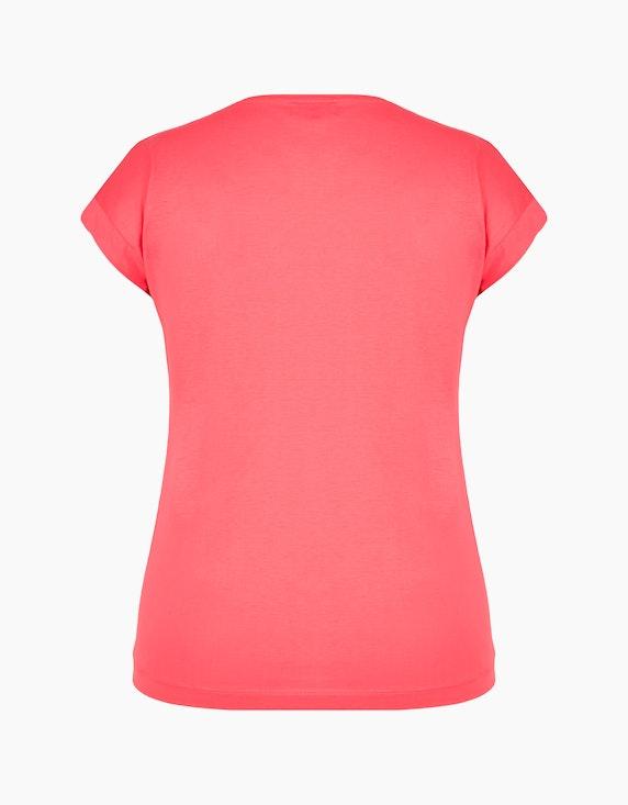 Bexleys woman T-Shirt mit Strasskette am Ausschnitt   ADLER Mode Onlineshop