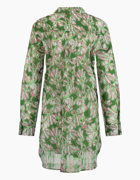 Gerry Weber Collection Longbluse mit Flowerprint | ADLER Mode Onlineshop