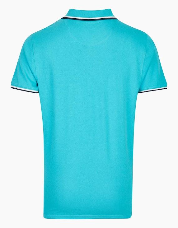 Bexleys man Poloshirt mit Paspel-Brusttasche | ADLER Mode Onlineshop