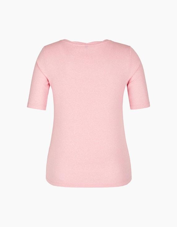 Bexleys woman Basic T-Shirt mit halblangen Ärmeln | ADLER Mode Onlineshop