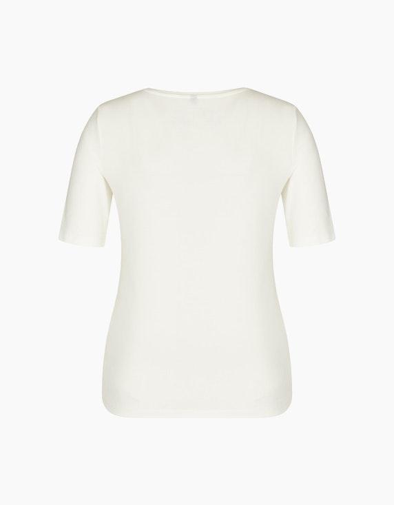 Bexleys woman T-Shirt mit Frontdruck und halblangen Ärmeln | ADLER Mode Onlineshop