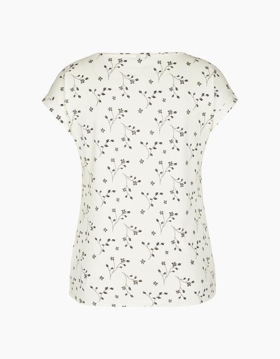 Bexleys woman T-Shirt mit Blumendruck | ADLER Mode Onlineshop