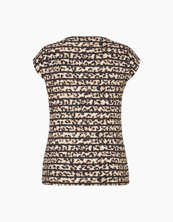 Bexleys woman T-Shirt mit Leoprint | ADLER Mode Onlineshop