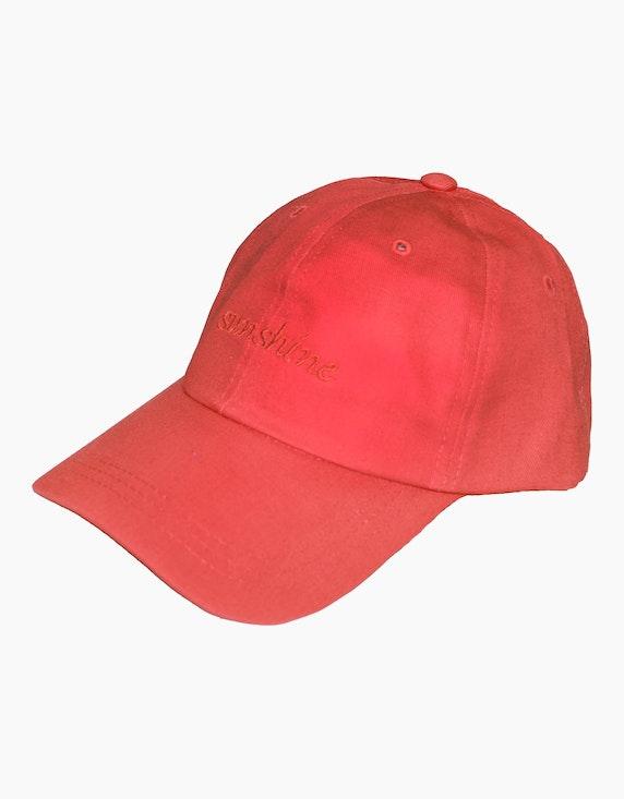 Adler Collection Sportliche Cap mit Stickerei | ADLER Mode Onlineshop