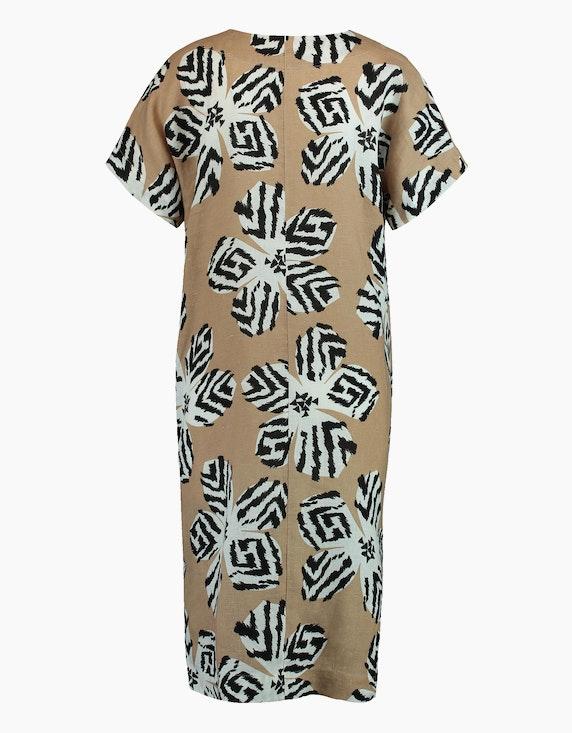 Gerry Weber Collection Kleid aus Leinen | ADLER Mode Onlineshop