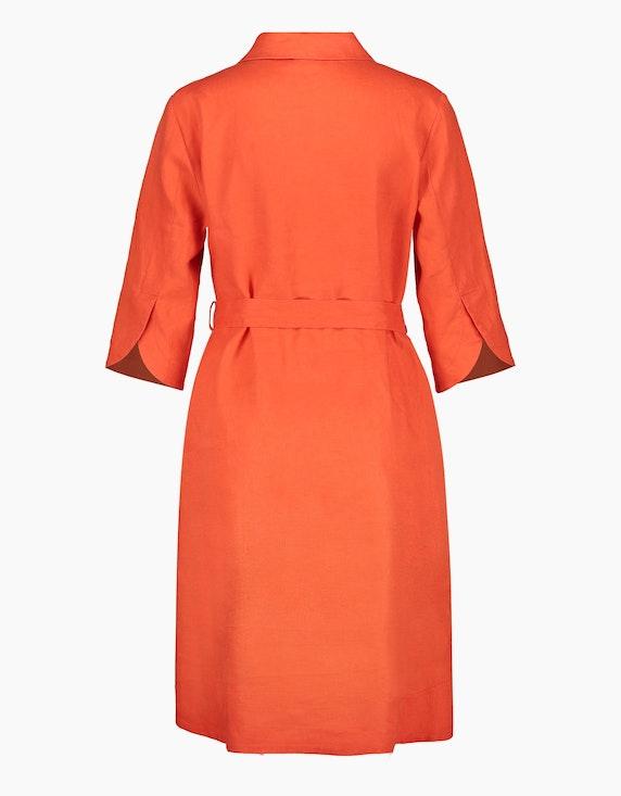 Gerry Weber Collection Blusenkleid aus Leinen | ADLER Mode Onlineshop