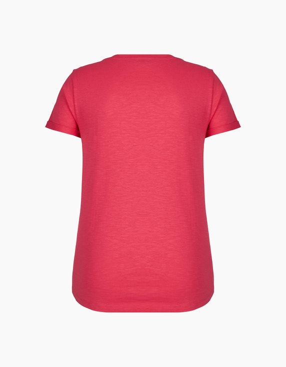 MY OWN Shirt mit goldfarbenem Ananas-Folienprint | ADLER Mode Onlineshop