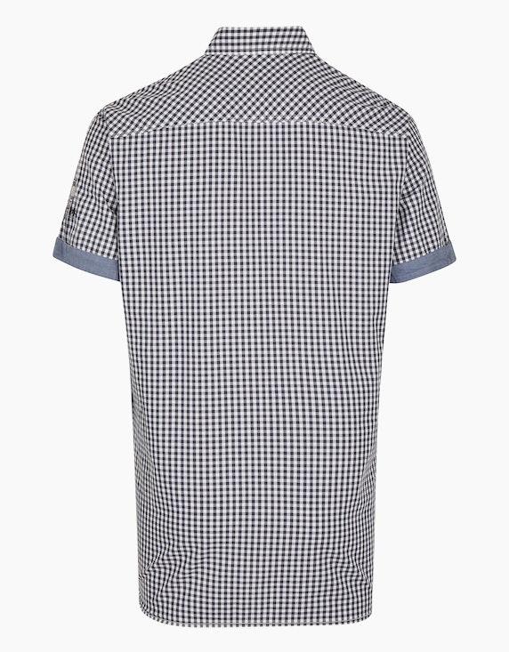 Bexleys man Freizeithemd im klassischen Vichy-Karo, REGULAR FIT | ADLER Mode Onlineshop