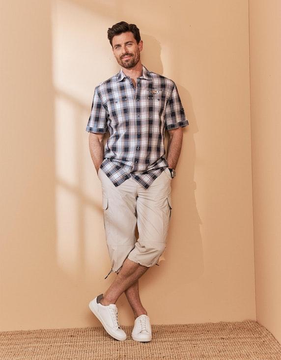 Bexleys man Freizeithemd mit großflächigem Karo, REGULAR FIT | ADLER Mode Onlineshop