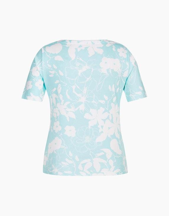 Malva T-Shirt mit Blumendruck | ADLER Mode Onlineshop