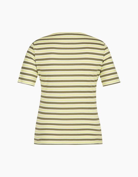 Malva T-Shirt mit Strassbesatz am Ausschnitt | ADLER Mode Onlineshop