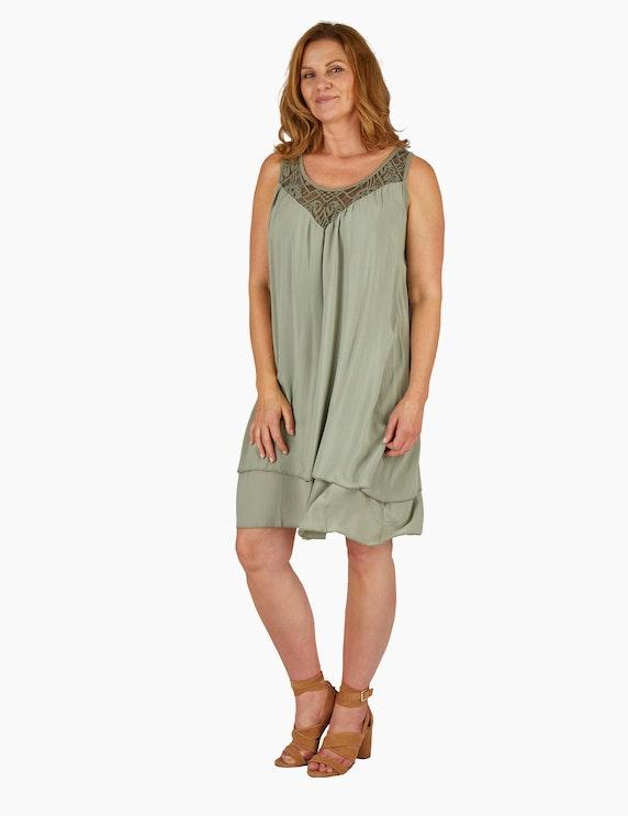 Made in Italy Sommerkleid im Lagen-Look | ADLER Mode Onlineshop