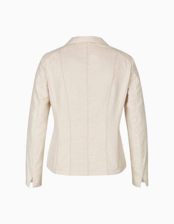 Bexleys woman Reißverschluss-Blazer in Wildlederoptik   ADLER Mode Onlineshop